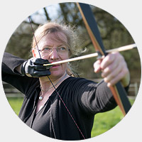Susanne Bader, Bogenschule Rhein-Main