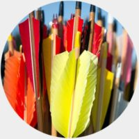 Pfeil und Bogen, Einführung Bogenschießen, Schnupperstunde Bogensport